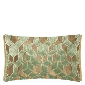 Designers Guild kussen Fitzrovia Antique Jade CCDG0961