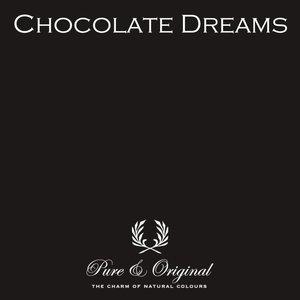 Pure & Original Marrakech Walls Chocolat Dreams