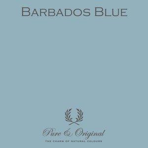 Pure & Original Marrakech Walls Barbados Blue