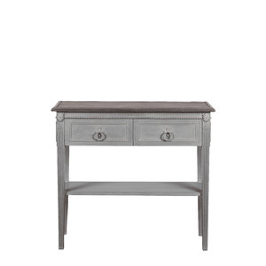 Blanc d'Ivoire Side Table Barbara Stone