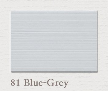 Painting the Past Krijtlak Eggshell Blue Grey 81