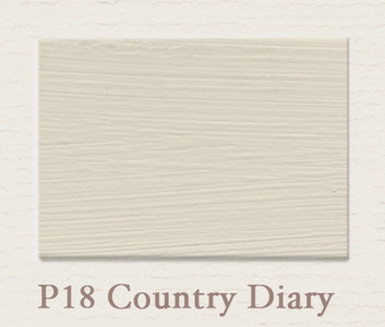 Painting the Past Krijtlak Country Diary P18