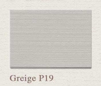 Painting the Past Krijtlak Eggshell Greige P19
