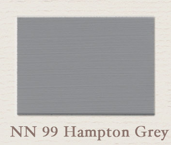 Painting the Past Krijtlak Eggshell Hampton Grey NN55