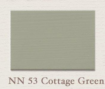 Painting the Past Krijtlak Eggshell Cottage Green NN53