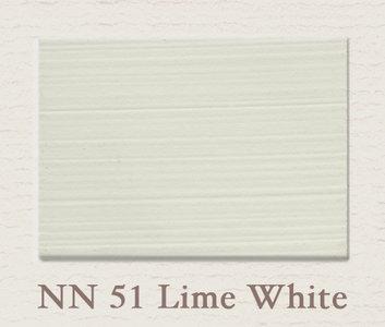 Painting the Past Krijtlak Eggshell Lime White NN51