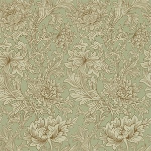 Morris & Co Chrsyanthemum Toile 216458