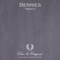 Pure & Original Fresco kalkverf Berries