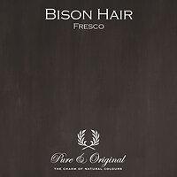 Pure & Original kalkverf Bison Hair
