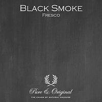 Pure & Original Fresco kalkverf Black Smoke