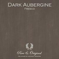 Pure & Original kalkverf Dark APure & Original kalkverf Dark Aubergineubergine