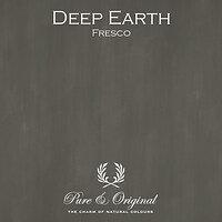 Pure & Original kalkverf Deep Earth