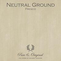 Pure & Original kalkverf Naturel Ground