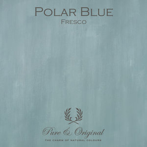 Pure & Original kalkverf Polar Blue