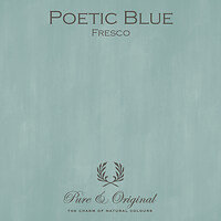 Pure & Original kalkverf Poetic Blue