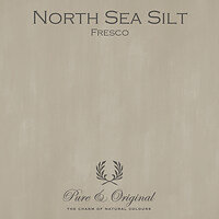 Pure & Original kalkverf North Sea Silt
