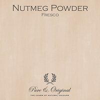 Pure & Original kalkverf Nutmeg Powder