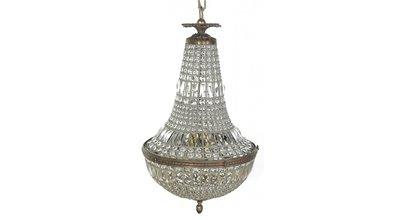 Chandelier Pallas 100cm Flamant