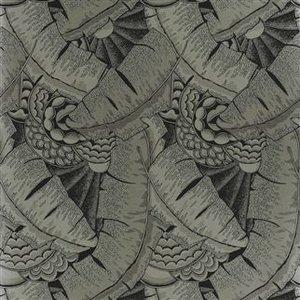 COCO DE MER - TARNISHED SILVER- Ralph Lauren Home wallpaper