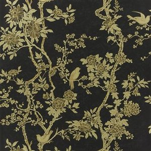 Marlowe Floral Gilded Lacquer - PRL048/02