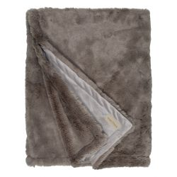 Plaid Seal taupe »supersoft« Art.-Nr.: 99423