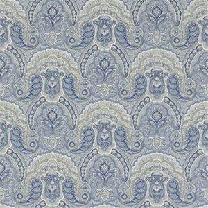 CRAYFORD PAISLEY - PORCELAIN Ralph Lauren Home wallpaper PRL034/01