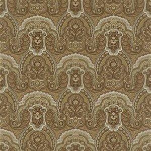 CRAYFORD PAISLEY - SEPIA Ralph Lauren Home wallpaper
