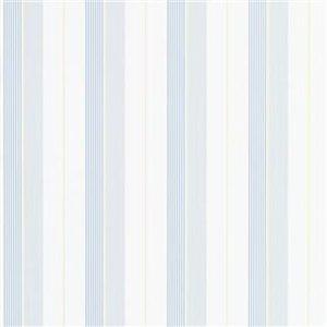 Ralph Lauren Aiden Stripe Blue Yellow