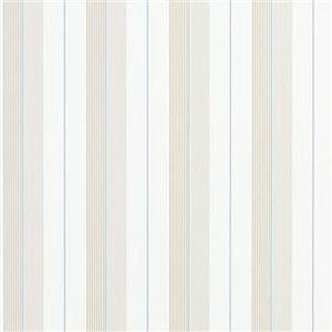 Ralph Lauren Aiden Stripe Naturel Blue