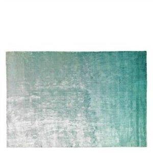 Designers Guild karpet EBERSON AQUA RUG v.a. 160x260
