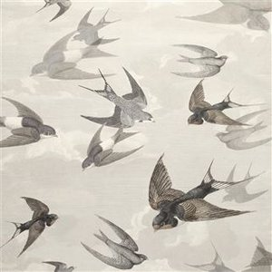 Designers Guild Chimney Swallows Dusk