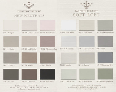 Painting the Past New Neutrals & Soft Loft