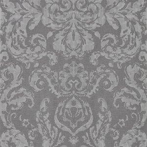 Zoffany Brocatello Logwood Grey 312678