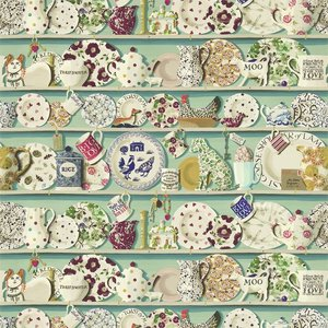 Emma Bridgewater The Dresser 213649 Duck Egg Multi