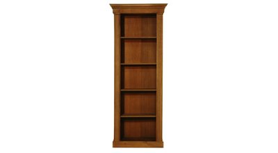 Flamant Library Andrew I 1 Part Weathered Oak