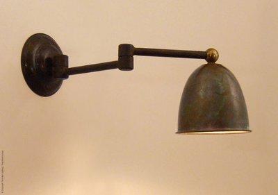 Frezoli wandlamp Livorna L.109.1.000