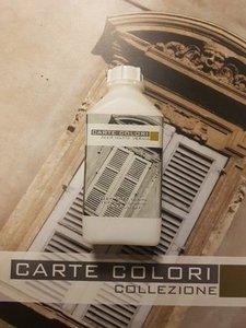 Carte Colorizeer matte Vernis