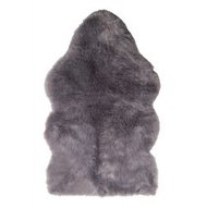 WinterHome Sheepskin Purple Wolf 99686