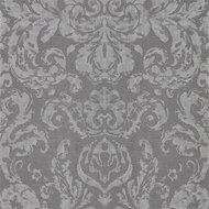 Zoffany Brocatello Logwood Grey 312678